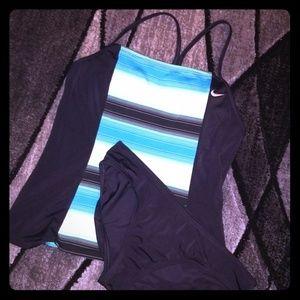 Nike 2pc swim suit